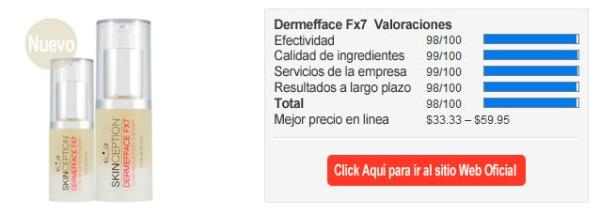 Dermefface Fx7
